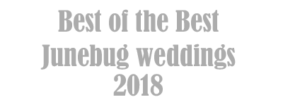 Best of the best 2018 Junebug weddings
