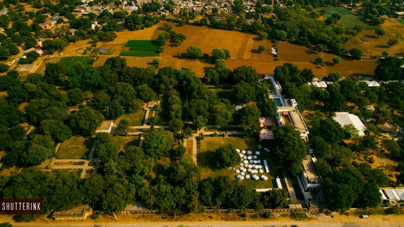 Best destination wedding in Samode palace