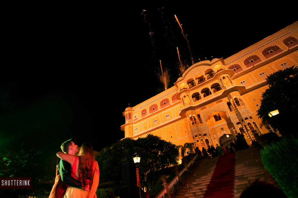 Best destination wedding in Samode palace
