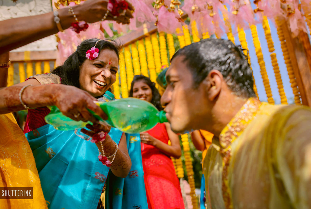 Destination wedding in Manesar