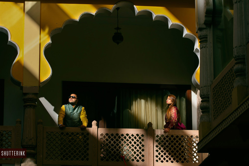 Destination wedding in Noormahal