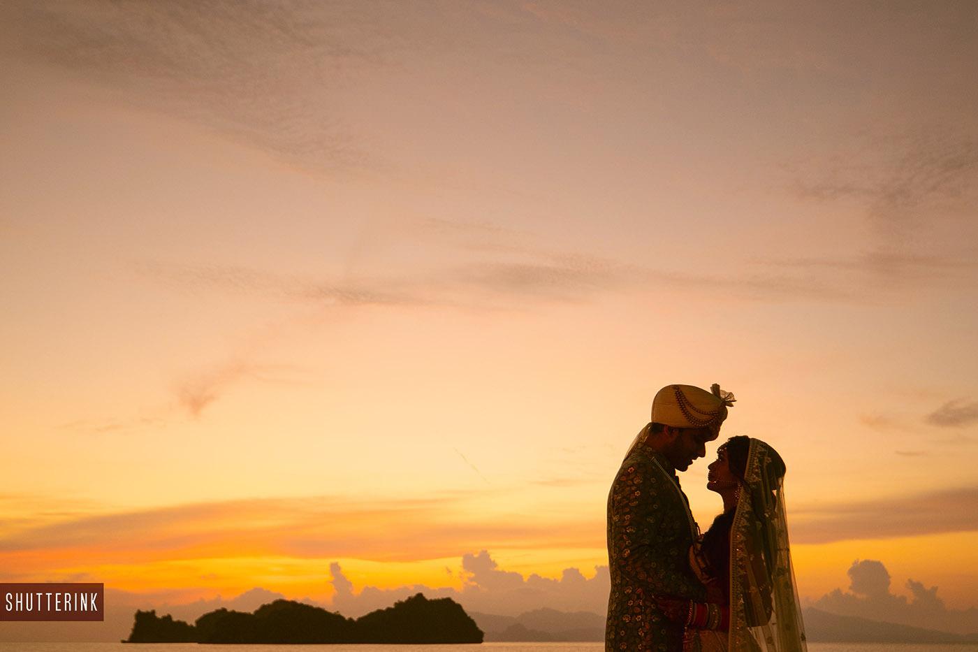 Destination wedding in Langkawi