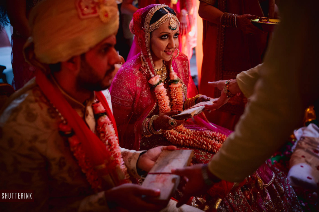 Hindu wedding in Delhi