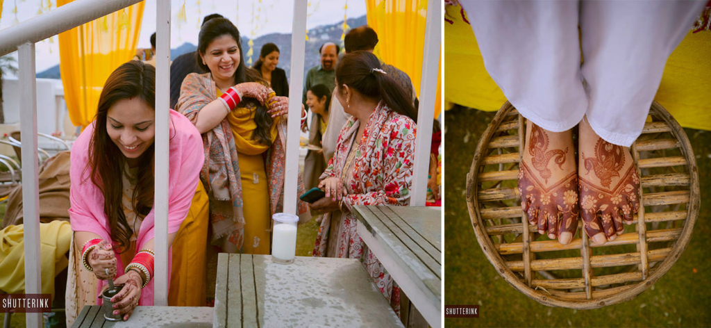 Destination wedding in mussouri