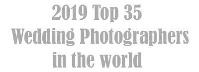 Top wedding photographers in the world